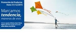 banner 'marcamos tendencia' de Allianz y Gestio Felanitx