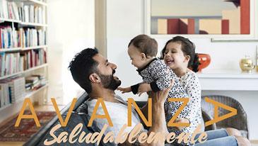 banner 'promocion AVANZA' de Allianz y Gestio Felanitx